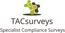 TAC Surveys Sticky Logo